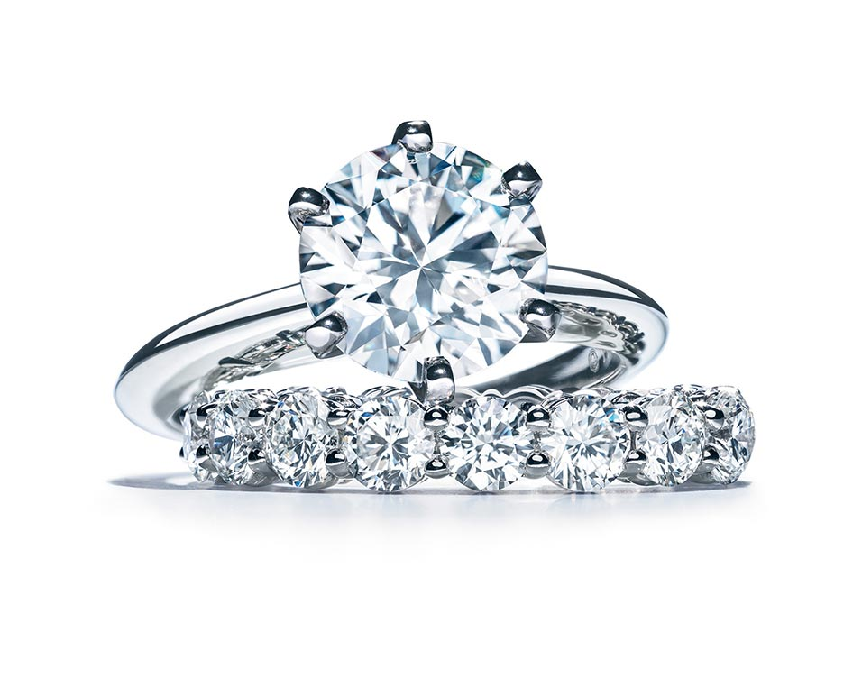 The Tiffany Concierge Engagement Ring Buying Services